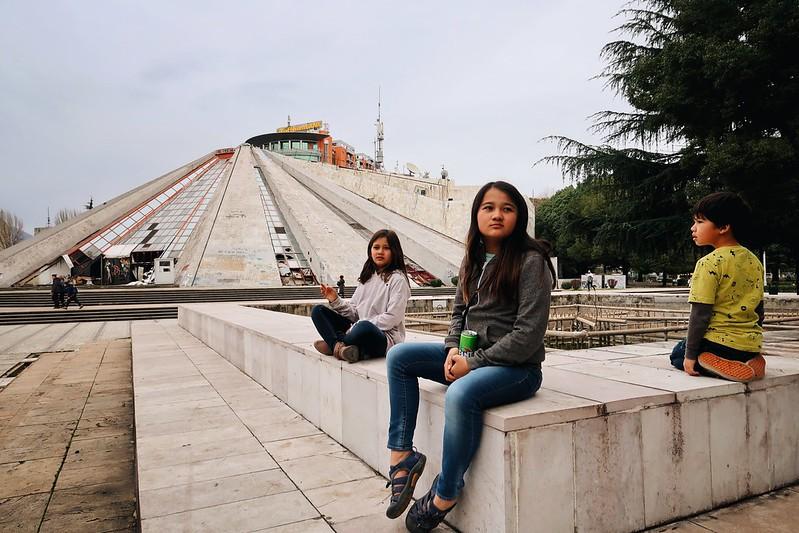 Tirana Albania blog 1