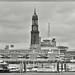 HamburgBeton • Baumwall-Panorama mit G+J-Gebäude