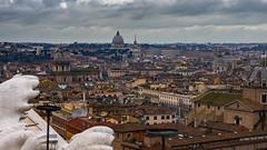 Cityscape, Rome, 20130313