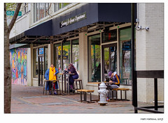(Schleiermacher) Tags: 2019 fujifilmxt20 mainstreet mattmathews memphis downtown reflections urban pentax m5017