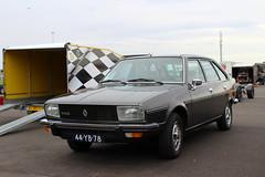 1977 Renault 20 TS (Dirk A.) Tags: 44yb78 sidecode3 importkenteken 1977 renault 20 ts