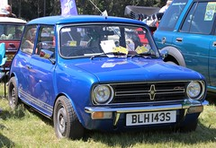 BLH 143S (Nivek.Old.Gold) Tags: 1977 leyland cars mini clubman 1275 gt