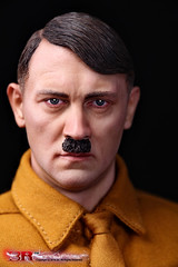 3R GM640 Adolf Hitler 1889-1945 Ver B - 04 (Lord Dragon 龍王爺) Tags: 16scale 12inscale onesixthscale actionfigure doll hot toys 3r did german ww2 axis
