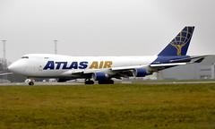 Atlas Air N446MC, OSL ENGM Gardermoen (Inger Bjørndal Foss) Tags: n446mc atlasair boeing 747 cargo osl engm gardermoen