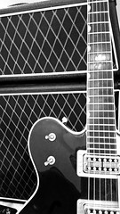 Iconic Gretsch Vox Pairing (midwestden) Tags: gretsch gretschcountrygentleman countrygentleman vox