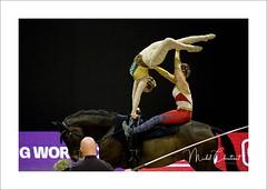 Zoe Maruccio / Syra Schmid (SUI) & Dyronn (Michel Chretinat Photography) Tags: zoemarucciosyraschmidsui oise vaulting voltige picardie paris dyronn hautsdefrance