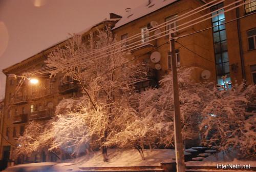 Засніжений зимовий Київ 442 InterNetri.Net Ukraine