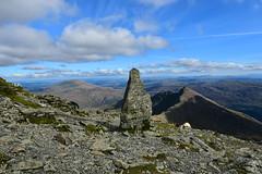 Mount Snowdon my summit (Pixelkids) Tags: snowdonia wales mountains sky clouds landscape hiking rock summit landschaft himmel berglandschaft gebirge bergwelt