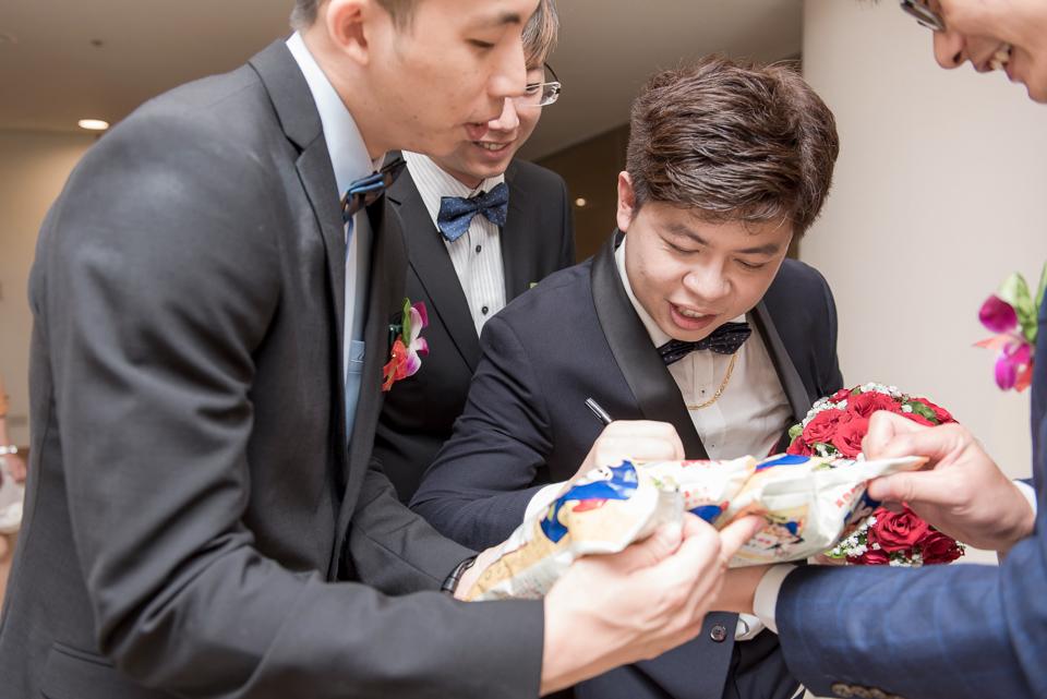 婚攝 雲林劍湖山王子大飯店 員外與夫人的幸福婚禮 W & H 036