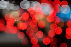 IMG_6965 3 (vintagejim61) Tags: leitz wetzlar dimatron lights bokeh fuji fujifilm art beige red blur background artistic bubble circles abstract