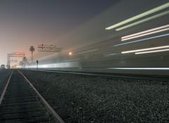 out bound (TRUE 2 DEATH) Tags: longexposure boxcar train freight railroad benching railfan railcar trains graffiti graf railways tag freighttrain freighttraingraffiti rollingstock pentax pentaxk3