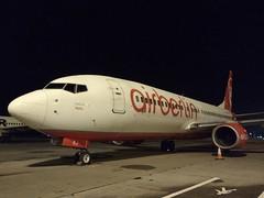 D-ABKJ B737 800 Ex Air Berlin. (corrydave) Tags: b737 b737800 airberlin shannon dabkj eurowings 37749