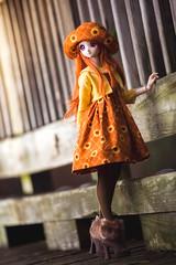 Autumn Reina (rensuchan) Tags: d810 abjd bjd doll dollfie dollfiedream nikon dollfiedreamsister dds