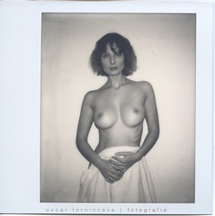 Polaroid scan (OsKarO_) Tags: ifttt 500px body nude skin slender sexy underwear lingerie erotic femininity sensuality slim topless