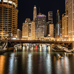 The Chicago River flows through this gold canyon thumbnail