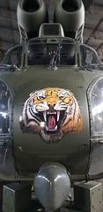 """Trembling Triple Two"" RAF Puma (KiloSierraDelta) Tags: puma raf helicopter museum ulsteraviationsociety 222 northernireland lisburn"