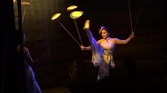 Danseuses aux assiettes (christine.petitjean) Tags: gaillac festivaldeslanternes2018 chine tang