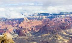 Grand Canyon (checkyourhead90) Tags: grandcanyon hiking usa snow arizona nature nationalpark