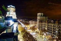 Las Ramblas - Barcelona (fxdx) Tags: las ramblas rx100m3 rooftop view night barcelona