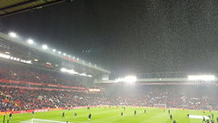 Snow starts to come down (lcfcian1) Tags: liverpool fc leicester city anfield stadium stadia sport football england epl bpl premier league liverpoolfc leicestercity lfc lcfc