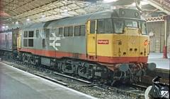 Photo of 31149 Crewe 11th December 1987.