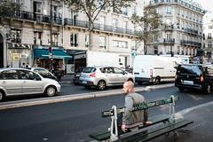 Easy like Sunday morning (Kahn's Hot Dogs) Tags: 10thanniversarytrip france fujixpro2 paris streetphotography