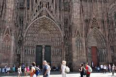 _DSC4276 (SLVA49) Tags: catedral puertas arcos gotico estatuas nikon df 35mm iso100
