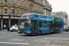 WSH62997 LF63XZU (PD3.) Tags: london bus buses england uk sight seeing sightseeing psv pcv wright electrocity tower transit lf63xzu lf63 xzu