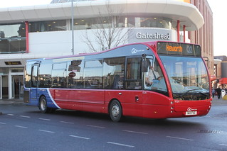 Go north east 8324 NK11FXG