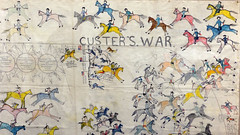 One Bull, Custer's War