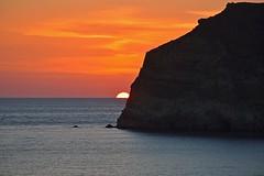DSC_0140 (kathleenru) Tags: греция санторини море вечер закат