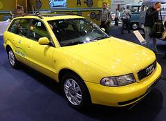 Audi 100 C4 Avant Duo Concept 1996 (Zappadong) Tags: audi 100 c4 avant duo concept 1996 techno classica essen 2018 zappadong oldtimer youngtimer auto automobile automobil car coche voiture classic classics oldie oldtimertreffen carshow