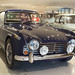 1964 Triumph TR4 IRS Surrey-Top overdrive
