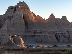 Sunlight's Coming (Ramona H) Tags: badlandsnationalpark southdakota badlands erosion geology nationalpark
