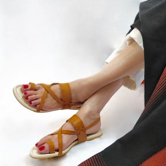 480f701de PAIO Kokni Silver Flat Sandals 2 (paio.nirmal) Tags  koknisilverflatsandals  flatsandals kokniflatsandals. Imani Blue And Brown T-Bar ...