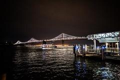 Bay Bridge at Night (alessio.vallero) Tags: