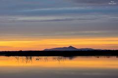 Atardeceres (Peideluo) Tags: sunsets nature water waterscape landscape colors7 clouds paisaje colors elitegalleryaoi bestcapturesaoi