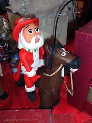 Feliz Navidad (twm1340) Tags: 2018 christmas shop store feliz navidad sedona az arizona tlaquepaque shopping center santa claus horse