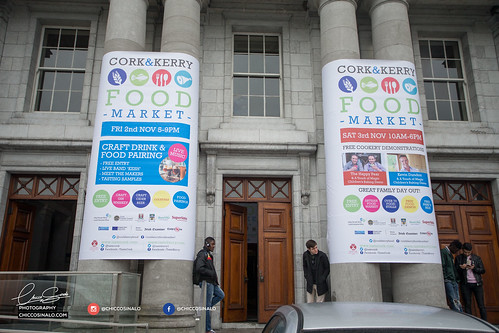 Cork & Kerry Indoor FOOD MARKET ©2018 CHICCOSINALO CHICCOSINALO.COM