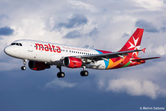 Air Malta Airbus A320-214  |  9H-AHS  |  LMML (Melvin Debono) Tags: air malta airbus a320214 | 9hahs lmml cn 5086 melvin debono spotting canon 5d mark iv 100400mm plane planes photography airport airplane aviation aircraft mla