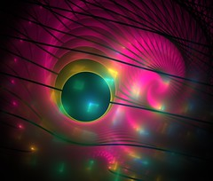Ode to Aesthetic Element (bloorose-thanks 4 all the faves!!) Tags: apophysis abstract fractal flame digital art