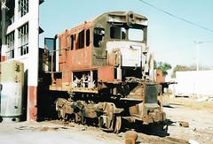 MEX28 C30-7 6772 (stevenjeremy25) Tags: ferromex fxe fnm mexico train railway railroad fcp pacifico empalme c307 ge 6772