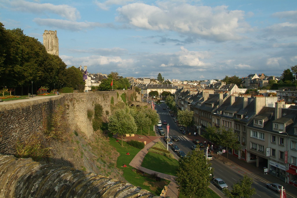 Remparts - crédit photo PY Le Meur