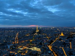 Twilight in Paris