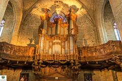 Abbaye de la Chaise-Dieu (43) (https://pays-basque.coline-buch.fr/) Tags: 43 auvergne colinebuch france hauteloire lachaisedieu abbayebénédictine orgue