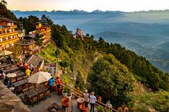 Hotel Country Villa, Nagarkot (CamelKW) Tags: tibet2018 hotelcountryvilla nagarkot bagmatizone nepal np