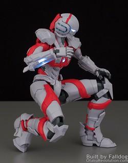 Model Principle Ultraman 17 by Judson Weinsheimer