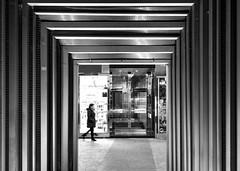 Framed (CoolMcFlash) Tags: street streetphotography candid bnw bw blackandwhite framed city citylife walking person fujifilm xt2 vienna strase sw schwarzweis stadt gehen fotografie photography xf1024mmf4 r ois pov