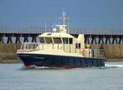 Svitzer Kissama Blyth 150611 (silvermop) Tags: ship boats ships sea workboats port river blyth svitzerkissama