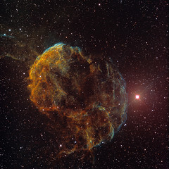 IC 443 (Tim Stone) Tags: astronomy supernovaremnant ic443 gemini astrophotography